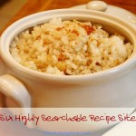 Six Highly Searchable Recipe Sites ~ www.keeping-home.com