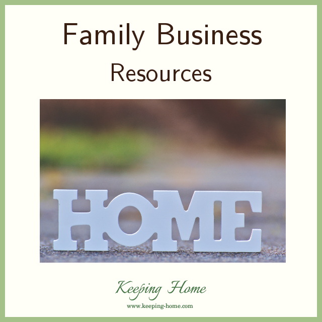 Family Business Resources