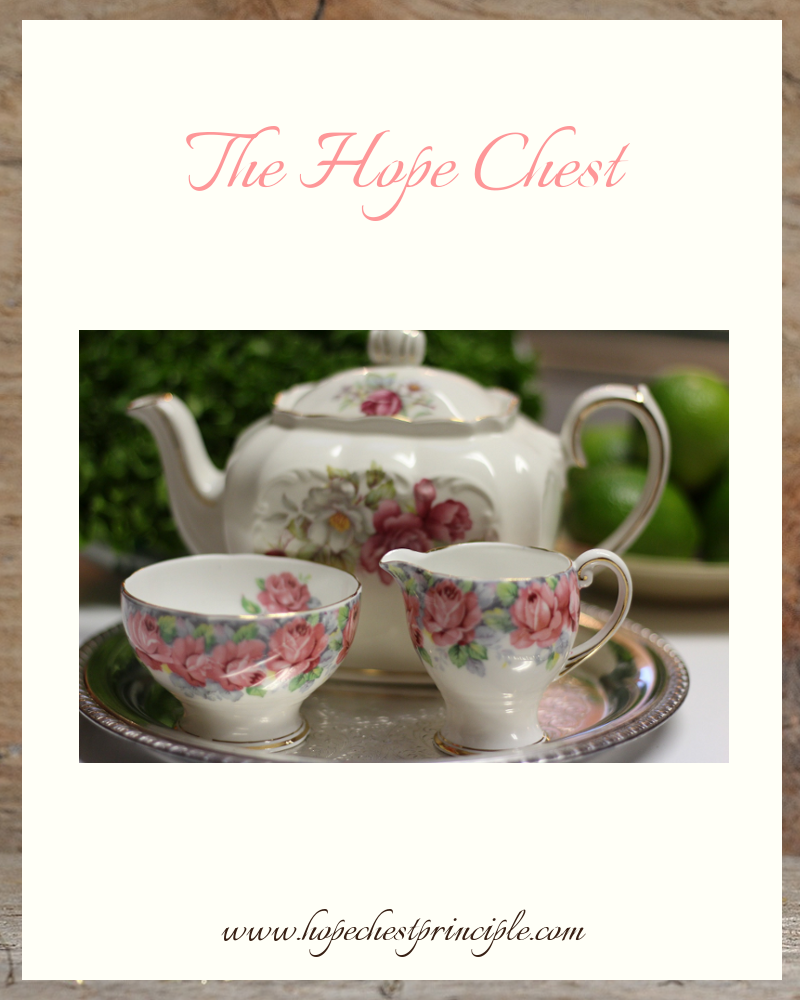 The Hope Chest www.hopechestprinciple.com