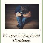 Bible promises for discouraged, sinful Christians.