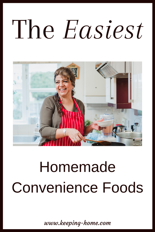 The Easiest Homemade Convenience Foods